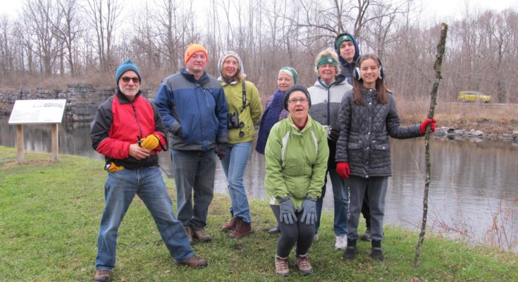 61 Participants in 2019 First Day Hikes – Trail Works, Inc